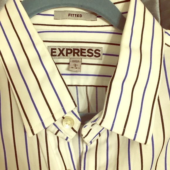 Express Other - Men's Express Fitted shirt